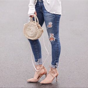 Kristin Cavallari for Chinese Laundry Lace Up Pump
